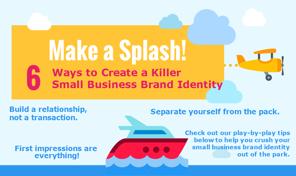 Create a Killer Small Business Brand Identity
