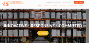 NJ Marketing Agency Launches New Website for Alba Wine and Spirits