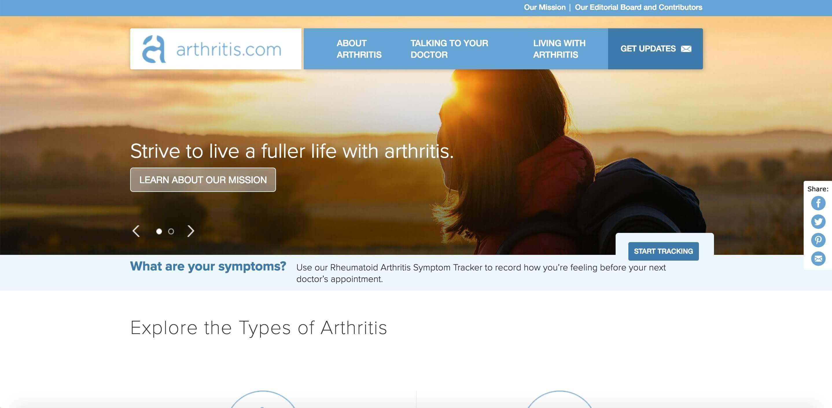 Arthritis Pharma