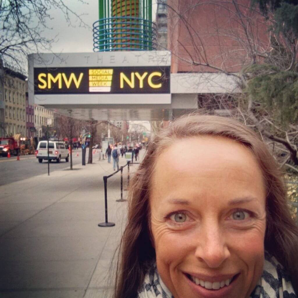 CMDS Attends Social Media Week NYC 2016
