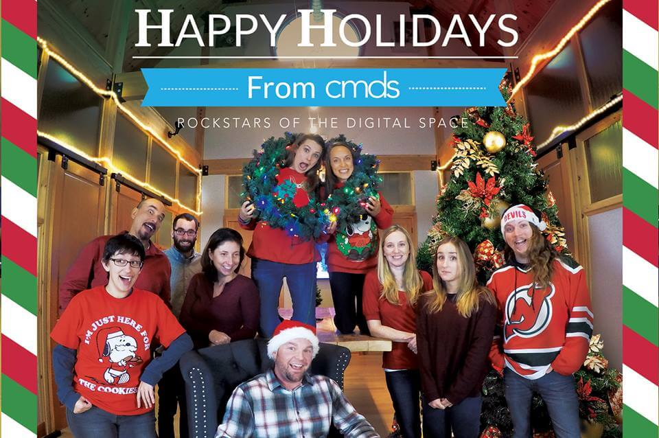 Marketing Agency Christmas Card