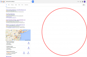 Google Eliminates Right Nav PPC Ads