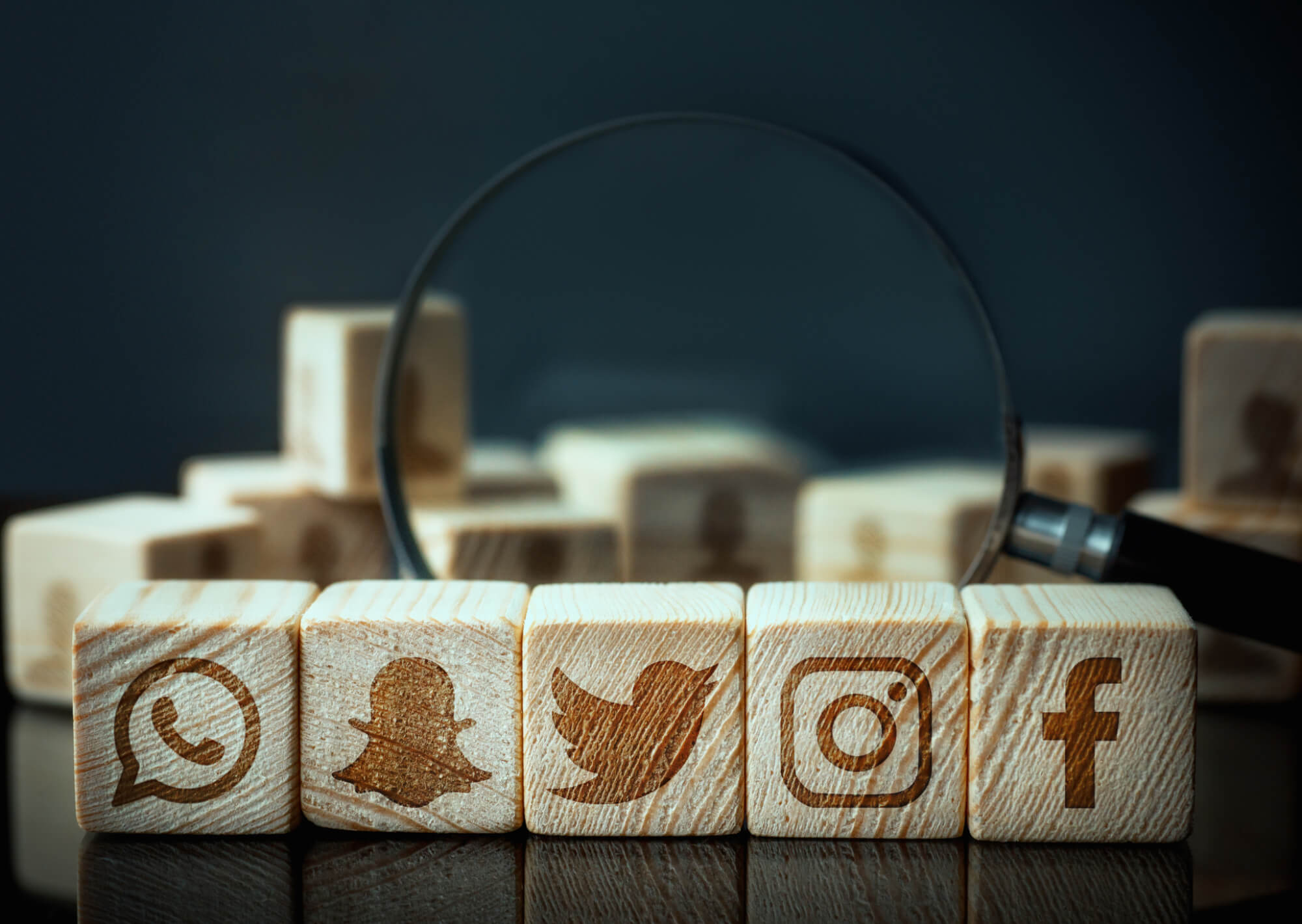 Instagram & Snapchat