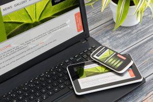 Luxury Brand Website Design
