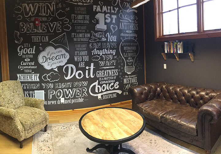 CEO Meeting Room