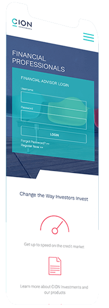 Cion Investments Design