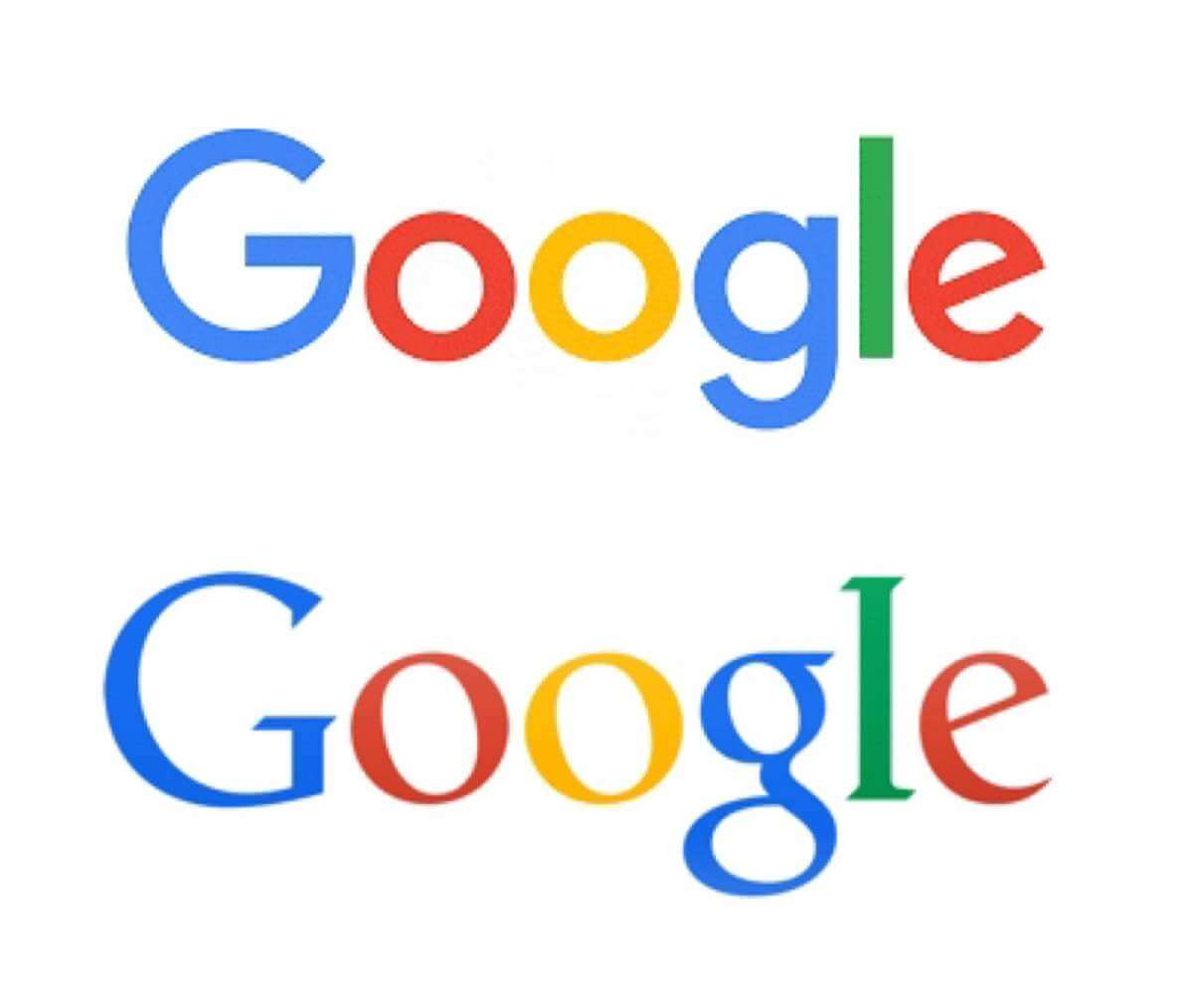 Google Logos | Web Design Trends