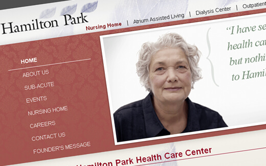 Hamilton Park Health Care Center