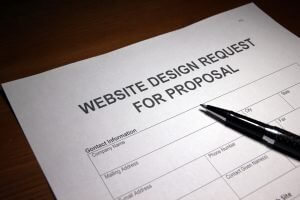 Questions You Should Be Able to Answer Before You Write a Website Development RFP