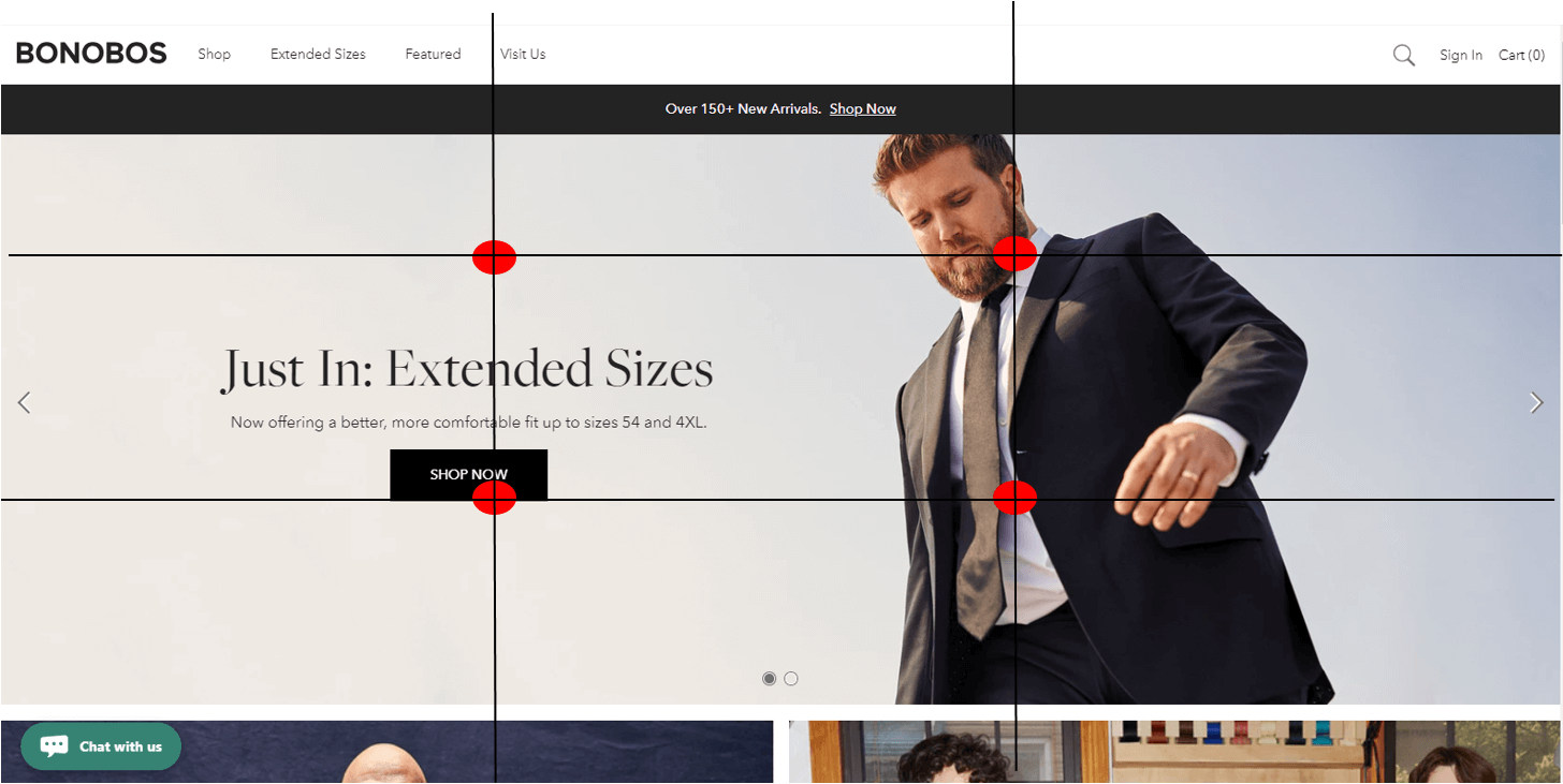 web design bonobos